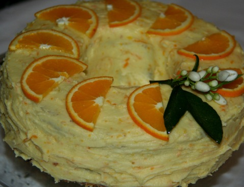 Carrot and Pecan cake-049